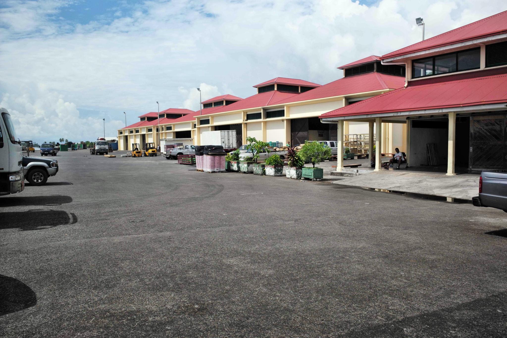 Gare maritime uturoa