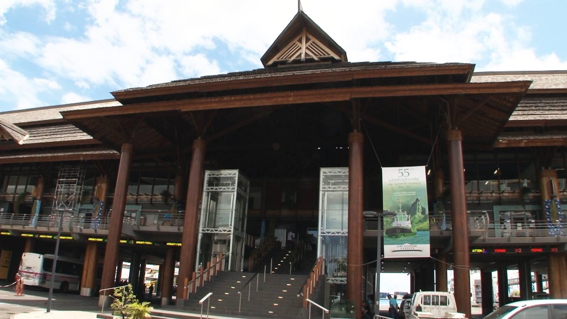 La gare maritime célèbre ces 55 ans