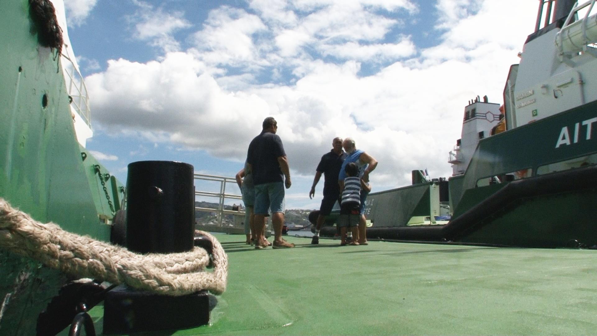 Les visites du Aito Nui