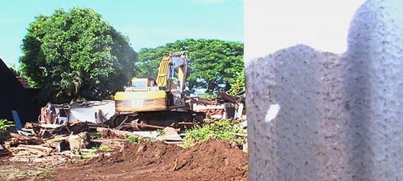 Destruction Fare Manihini