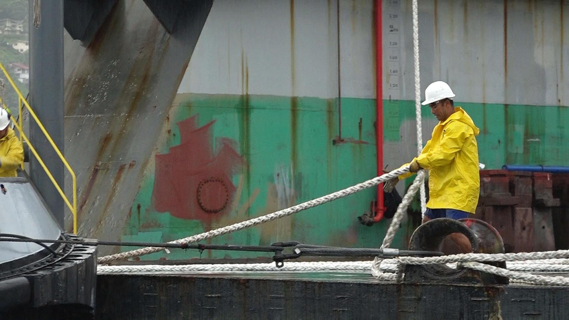 Dock convoyé