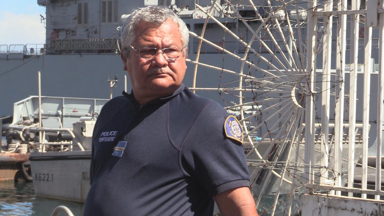 Police porturaire