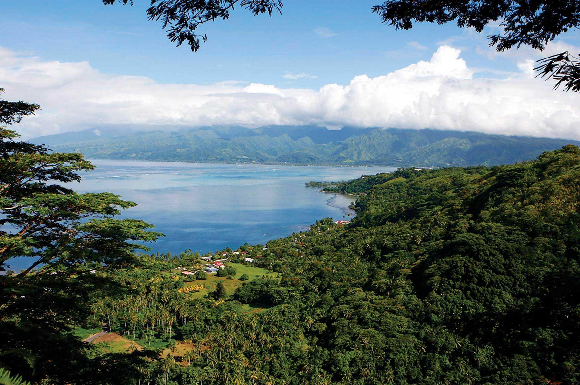 Presqu'île de Tahiti - Vairao
