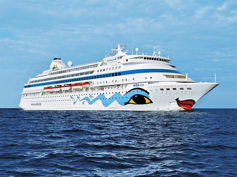 Le Aidacara de Aida Cruises