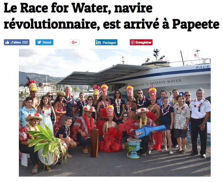 Race for Water