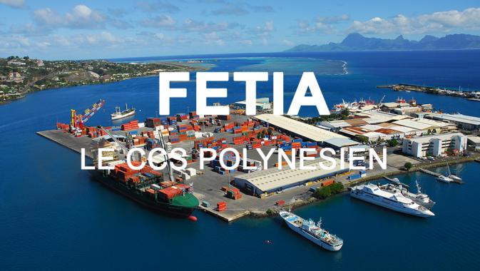 Annonce des escales dans FETIA - Processus définitif